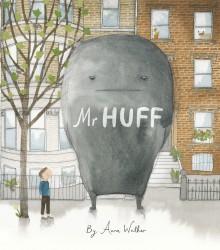 Mr Huff book cover