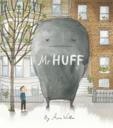 Mr Huff book cover